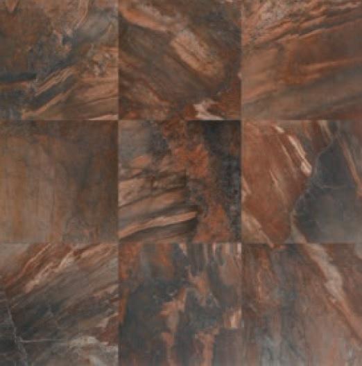 Ricchetti digi marble copper RI-0558781 Bodenfliesen 60x60 naturale   R9