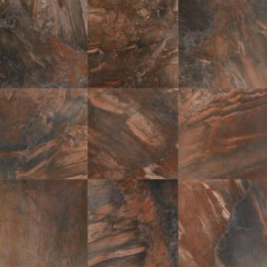 Ricchetti digi marble copper RI-0558782 Bodenfliesen 60x60 lappato