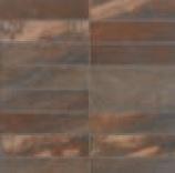 Ricchetti digi marble copper RI-0558786 mattoncino 30x30 30x30 lappato