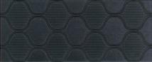 Ricchetti chic nero RI-0540345 Wandfliese 20x50 satiniert
