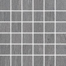 Villeroy & Boch Aspen dunkelgrau VB-2700 VQ9M Mosaik 5x5 30x30 matt reliefiert R10