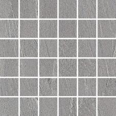 Villeroy & Boch Aspen hellgrau VB-2700 VQ6M Mosaik 5x5 30x30 matt reliefiert R10