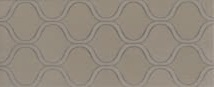 Ricchetti chic taupe RI-0540325 Dekorfliese 20x50 matt