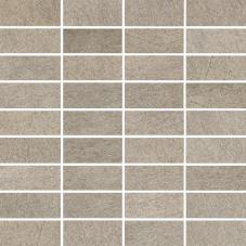 Villeroy & Boch Bernina greige VB-2411 RT7M Mosaik 3,3x7,5 30x30 matt R9 A