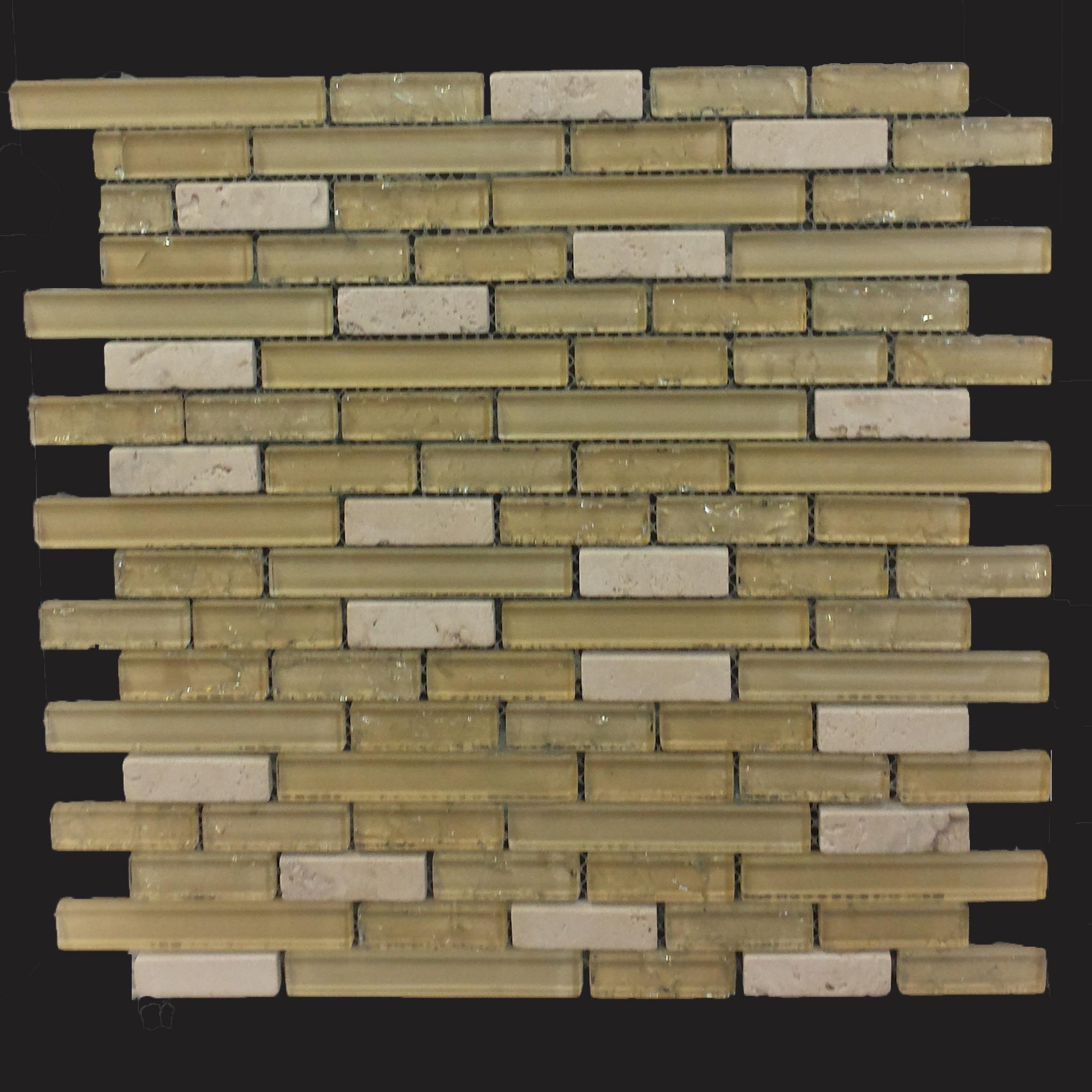 Cinque Glana Beige/Cream be-PMLK140 Mosaik 30x30