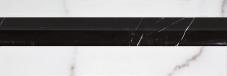 Villeroy & Boch New Tradition bianco-nero VB-1420 ML08  Bordüre 10x30 glänzend