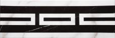 Villeroy & Boch New Tradition bianco-nero VB-1771 ML05  Bordüre 10x30 glänzend