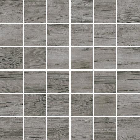 Villeroy & Boch Boisée grau VB-2031 BI60 Mosaik 5x5 matt