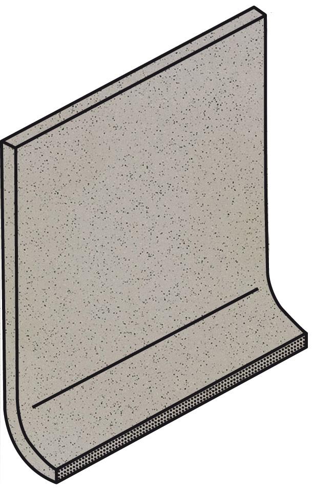 Villeroy und Boch Granifloor light grey 2072 913H 0 Hohlkehlsockel 10x10 matt