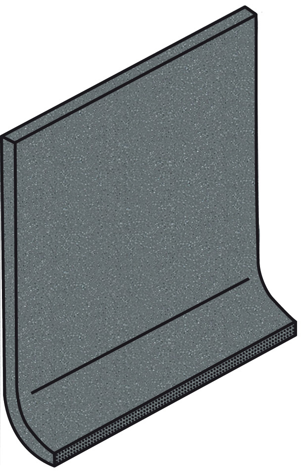 Villeroy und Boch Granifloor medium grey 2072 913M 0 Hohlkehlsockel 10x10 matt