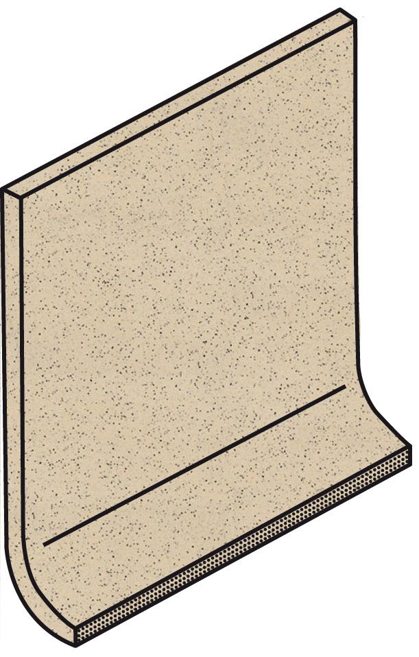 Villeroy und Boch Granifloor beige 2072 920H 0 Hohlkehlsockel 10x10 matt