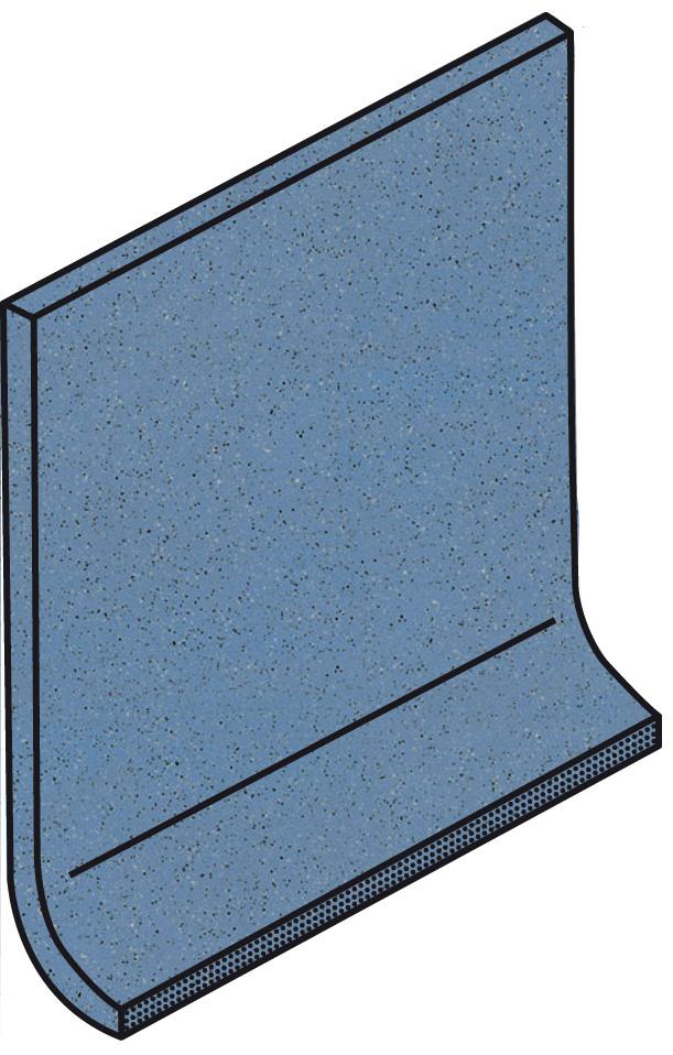 Villeroy und Boch Granifloor dark blue 2072 921D 0 Hohlkehlsockel 10x10 matt