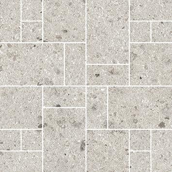 Villeroy und Boch Aberdeen pearl 2075 SB10 8 Dekor 30x30 matt