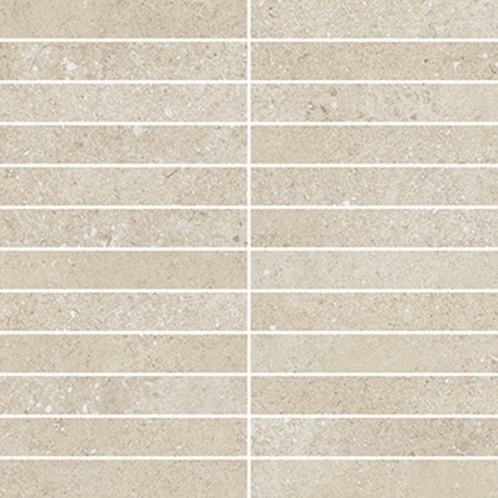 Villeroy und Boch Hudson sand 2135 SD2B 8 Dekor 2,5x15 matt