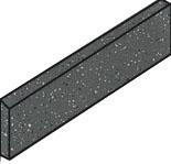 Villeroy und Boch Granifloor dark grey 2232 913D 0 Sockel 7,5x30 matt