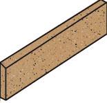 Villeroy und Boch Granifloor cotto 2232 920D 0 Sockel 7,5x30 matt