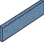 Villeroy und Boch Granifloor dark blue 2232 921D 0 Sockel 7,5x30 matt