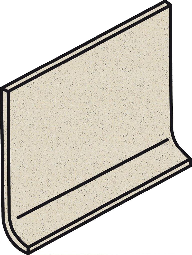 Villeroy und Boch Granifloor white 2263 911H 0 Hohlkehlsockel 10x15 matt