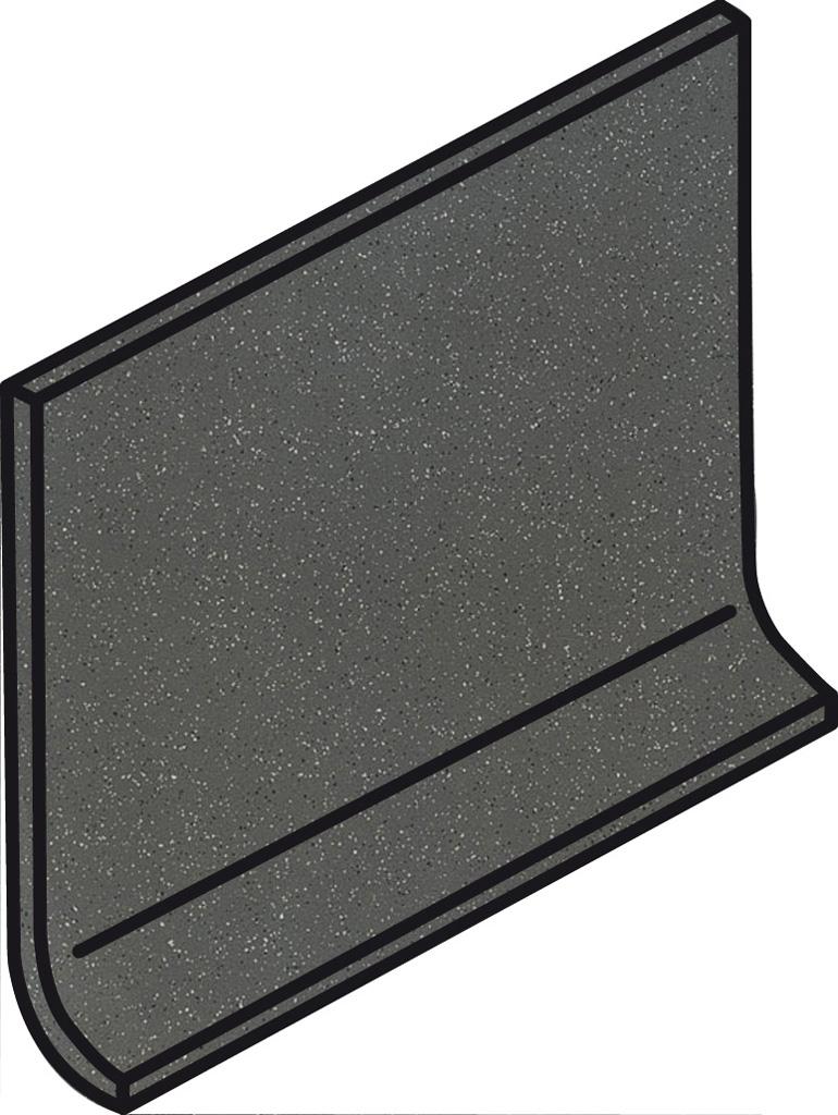 Villeroy und Boch Granifloor dark grey 2263 913D 0 Hohlkehlsockel 10x15 matt