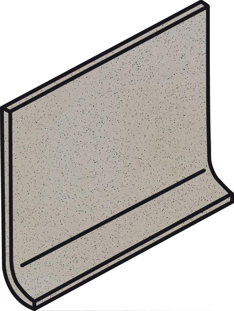 Villeroy und Boch Granifloor light grey 2263 913H 0 Hohlkehlsockel 10x15 matt