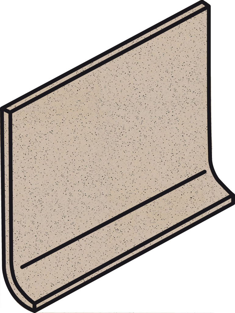 Villeroy und Boch Granifloor light brown 2263 919H 0 Hohlkehlsockel 10x15 matt