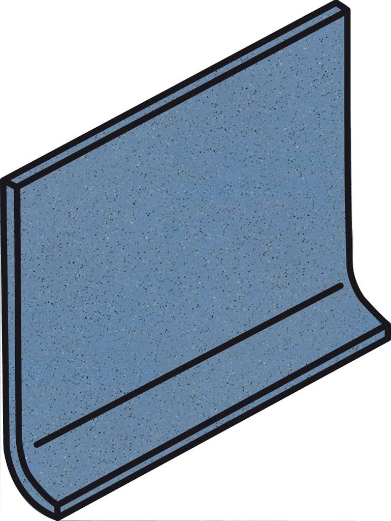 Villeroy und Boch Granifloor dark blue 2263 921D 0 Hohlkehlsockel 10x15 matt