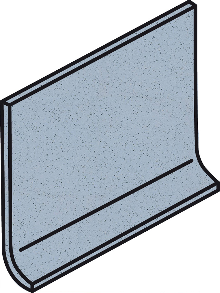 Villeroy und Boch Granifloor pastel blue 2263 921H 0 Hohlkehlsockel 10x15 matt
