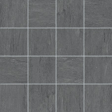 Villeroy & Boch Five Senses anthrazit VB-2422 WF62  Mosaik 7,5x7,5 30x30 matt R9 A