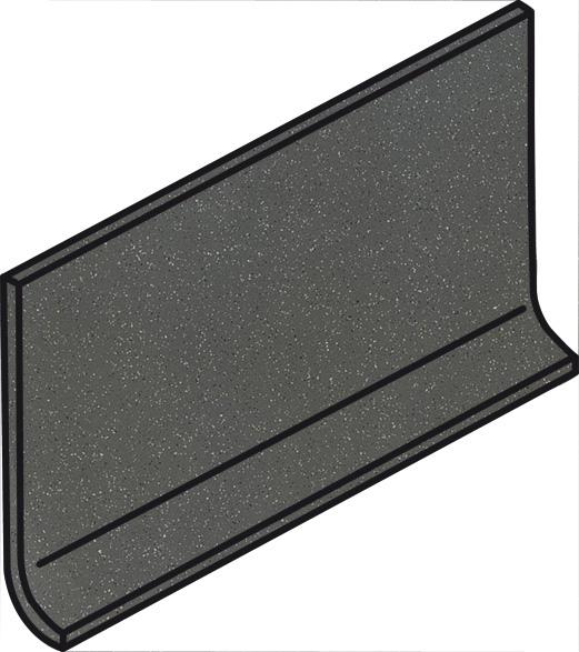 Villeroy und Boch Granifloor medium grey 2495 913D 0 Hohlkehlsockel 10x20 matt