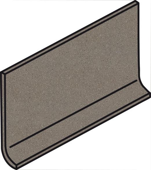 Villeroy und Boch Granifloor dark brown 2495 919D 0 Hohlkehlsockel 10x20 matt