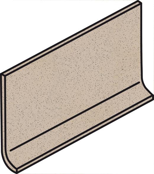 Villeroy und Boch Granifloor light brown 2495 919H 0 Hohlkehlsockel 10x20 matt