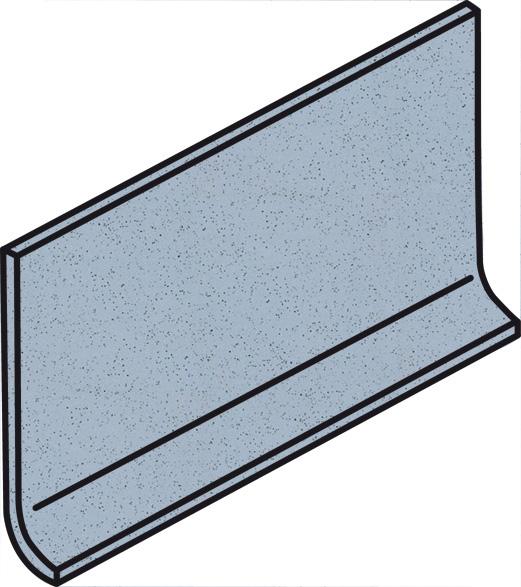 Villeroy und Boch Granifloor pastel blue 2495 921H 0 Hohlkehlsockel 10x20 matt