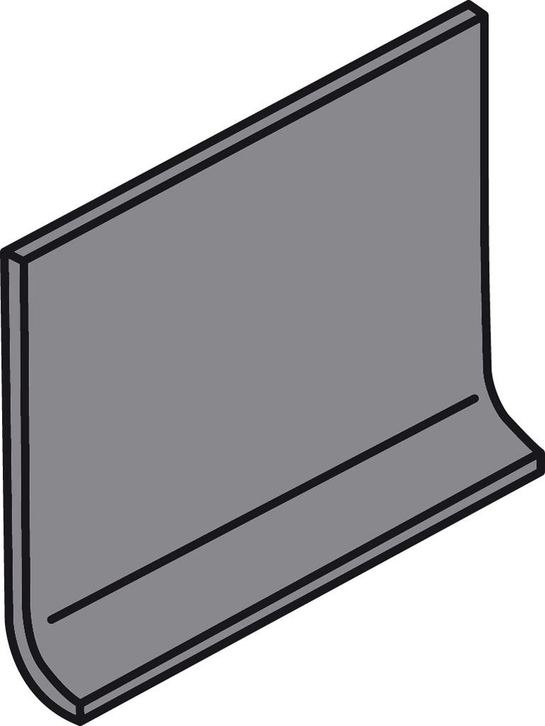 Villeroy und Boch Pro Architectura grau 50% 2498 PN82 0 Hohlkehlsockel 10x15 matt