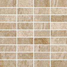 Villeroy & Boch My Earth beige multicolor VB-2649 RU20  Mosaik 3,3x7,5 30x30 matt R11 B