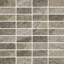 Villeroy & Boch My Earth grau multicolor VB-2649 RU60  Mosaik 3,3x7,5 30x30 matt R11 B