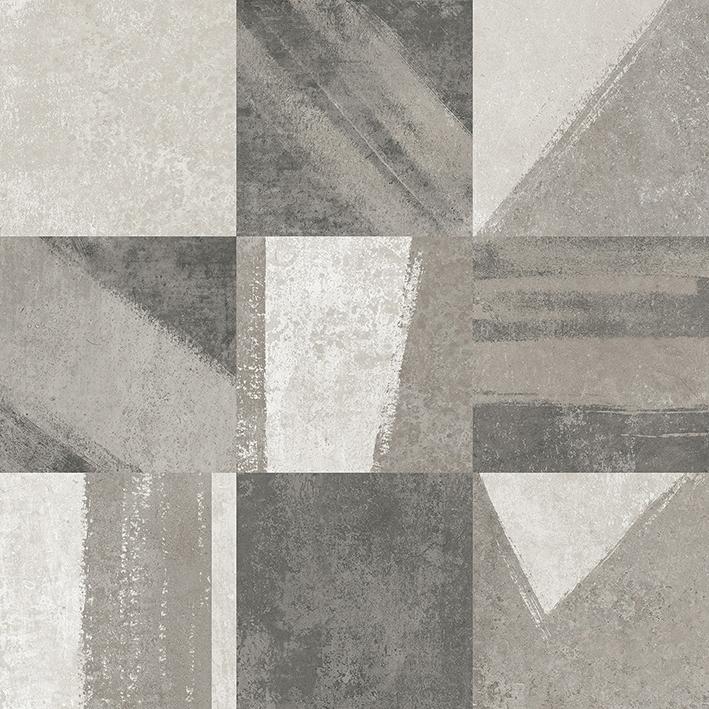 Villeroy und Boch Atlanta grey multicolor  2660 AL65 0 Dekor 60x60 matt