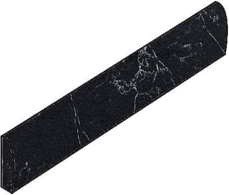 Villeroy und Boch New Tradition nero 2872 ML9L 0 Sockel 7,5x60 geläppt/anpoliert
