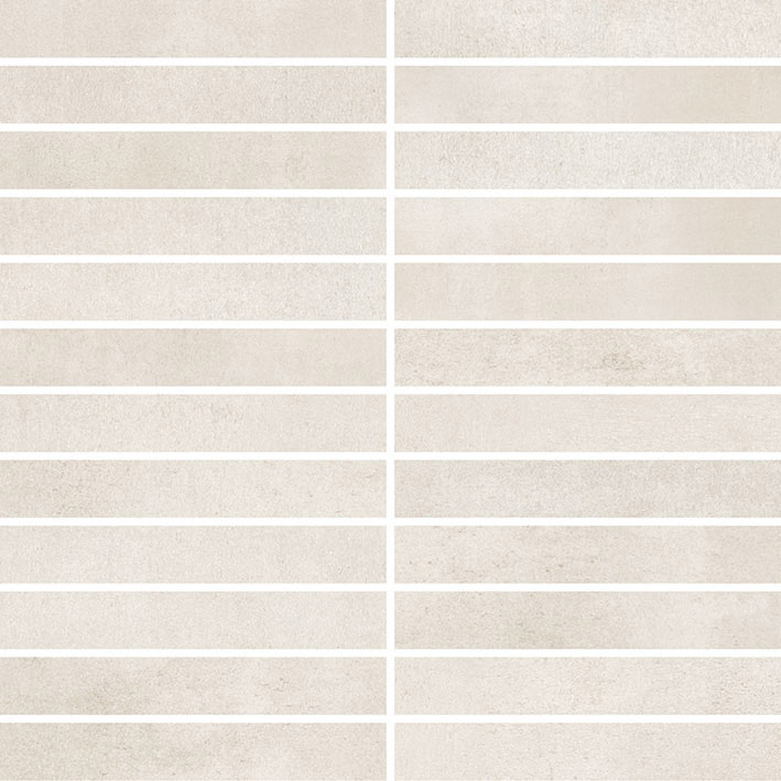 Villeroy und Boch Spotlight white 2919 CM05 8 Boden-/Wandfliese 2,5x15 matt - anpoliert