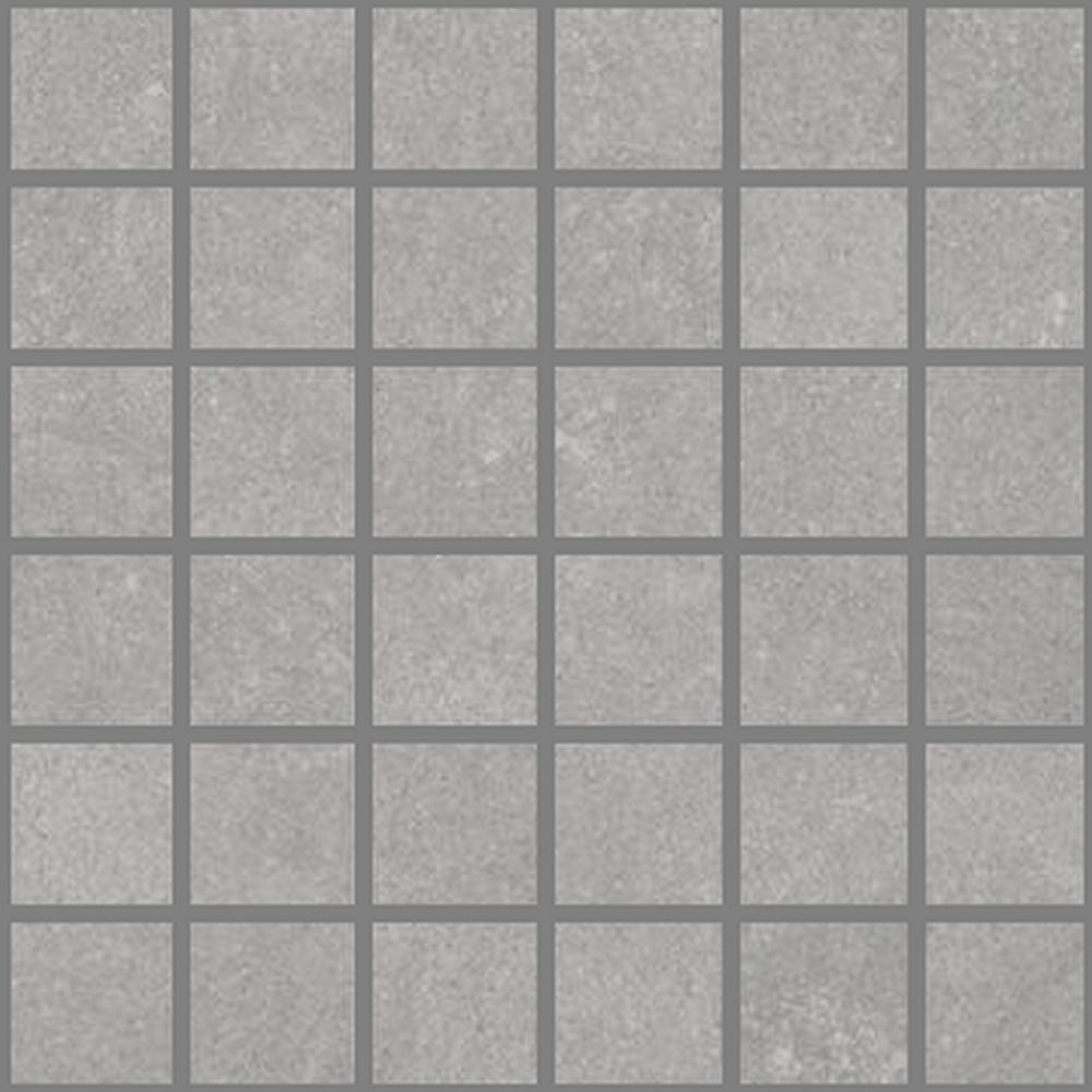 Sichenia Space SILVER MOD.RETE Q. SI0177842 Mosaik 5 x 5 30x30 matt