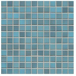 Jasba Frech Secura pacific blue-mix JA-41308 H Mosaik 2x2 32x32 natural R10