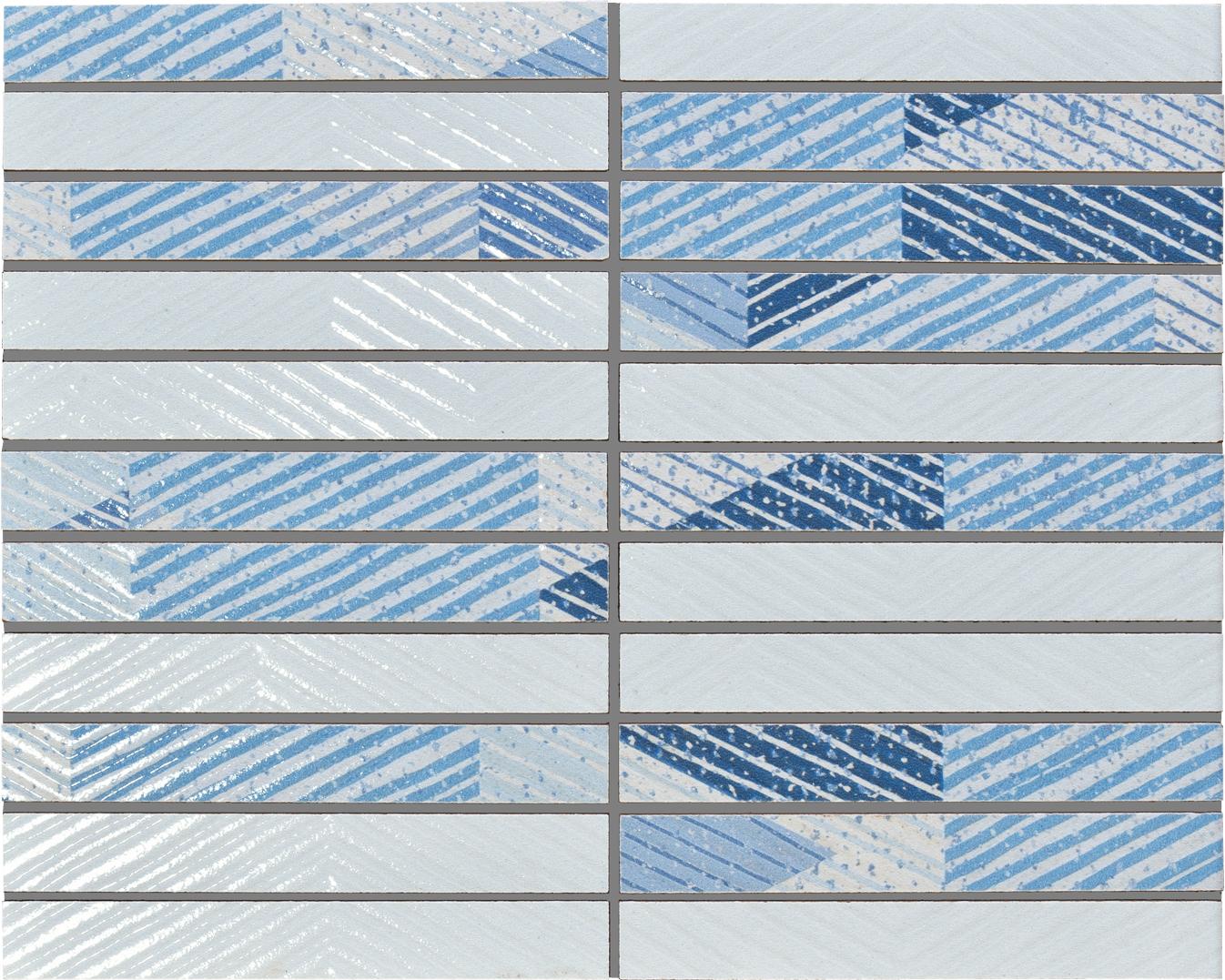 DEL CONCA Reflex RF27 DELn-54rf19moa Mosaico Reflex 20x25 matt
