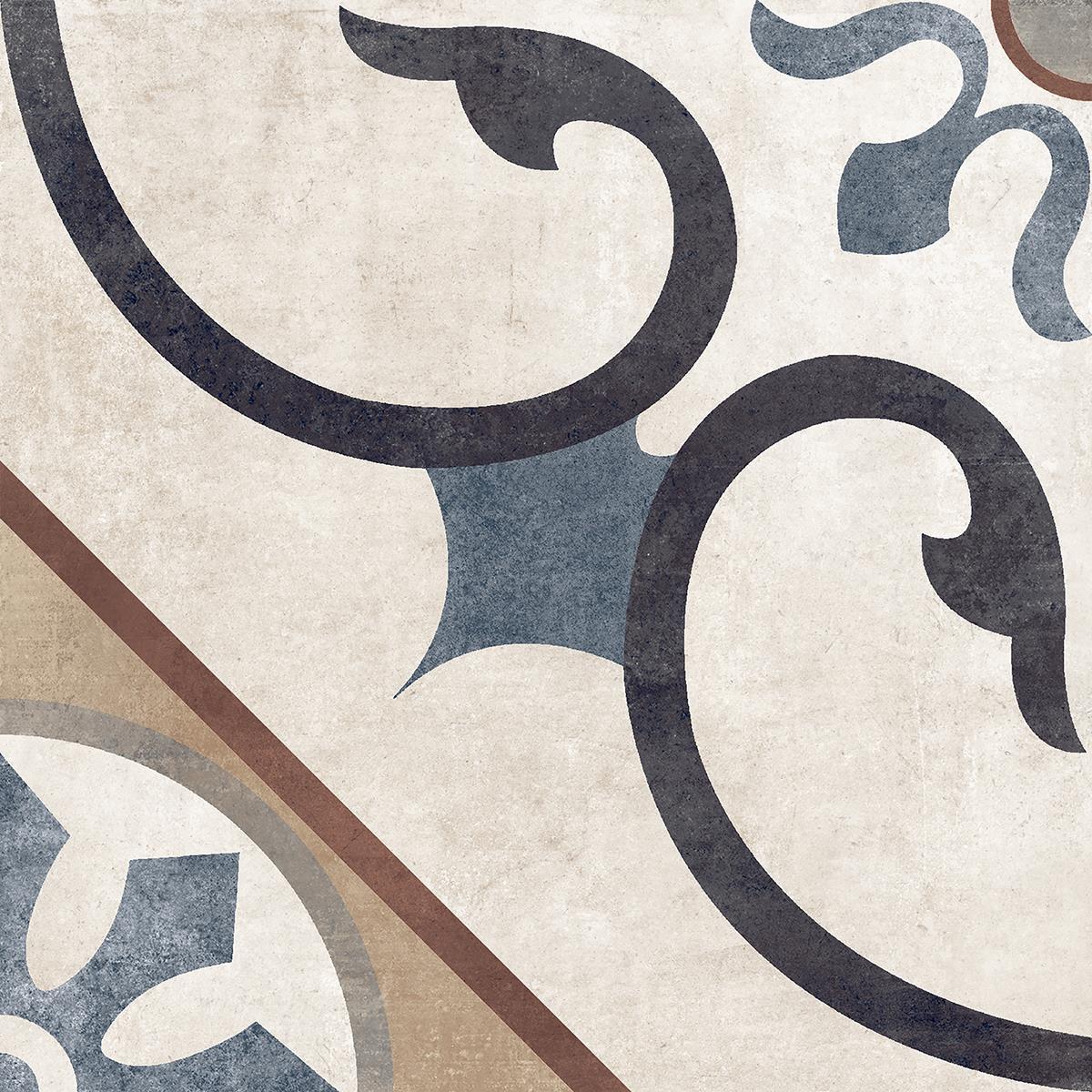 Del Conca London Soho--Dekorfliese20LD00SOA 20x20 MATT Boden-/Wandfliese
