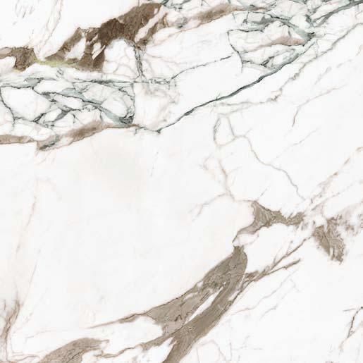 Cinque San Marino Boden-/Wandfliese Cremeweiss 120x120 POLIERT
