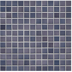 Jasba Frech Secura vivid violet-mix JA-41310 H Mosaik 2x2 32x32 natural R10