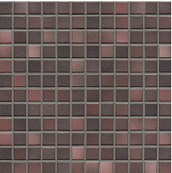 Jasba Frech Secura mystic red-mix JA-41313 H Mosaik 2x2 32x32 natural R10