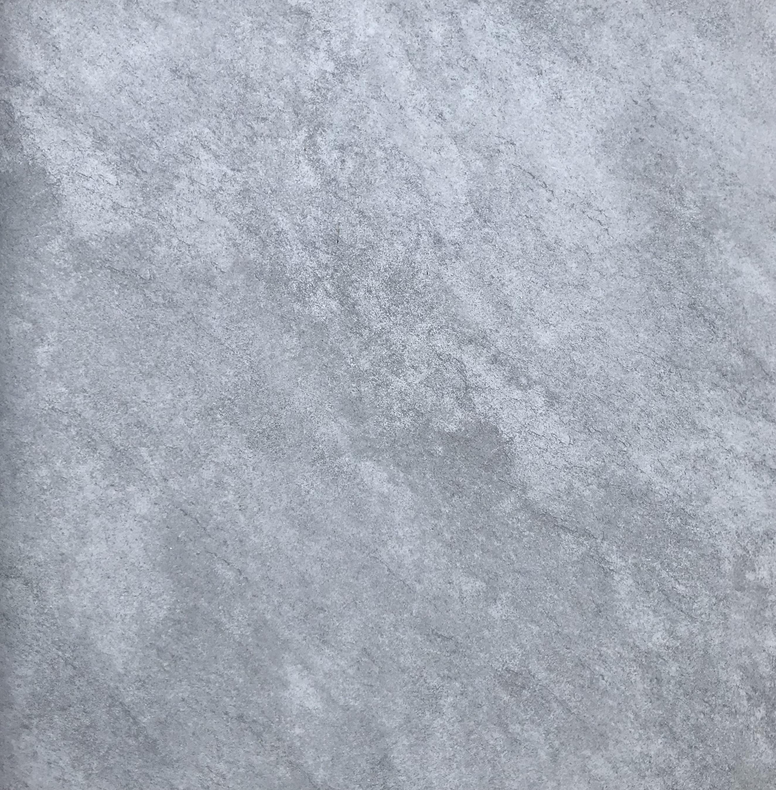Meissen Atakama 2.0 matt Terrassenplatte Grey Light 60x60