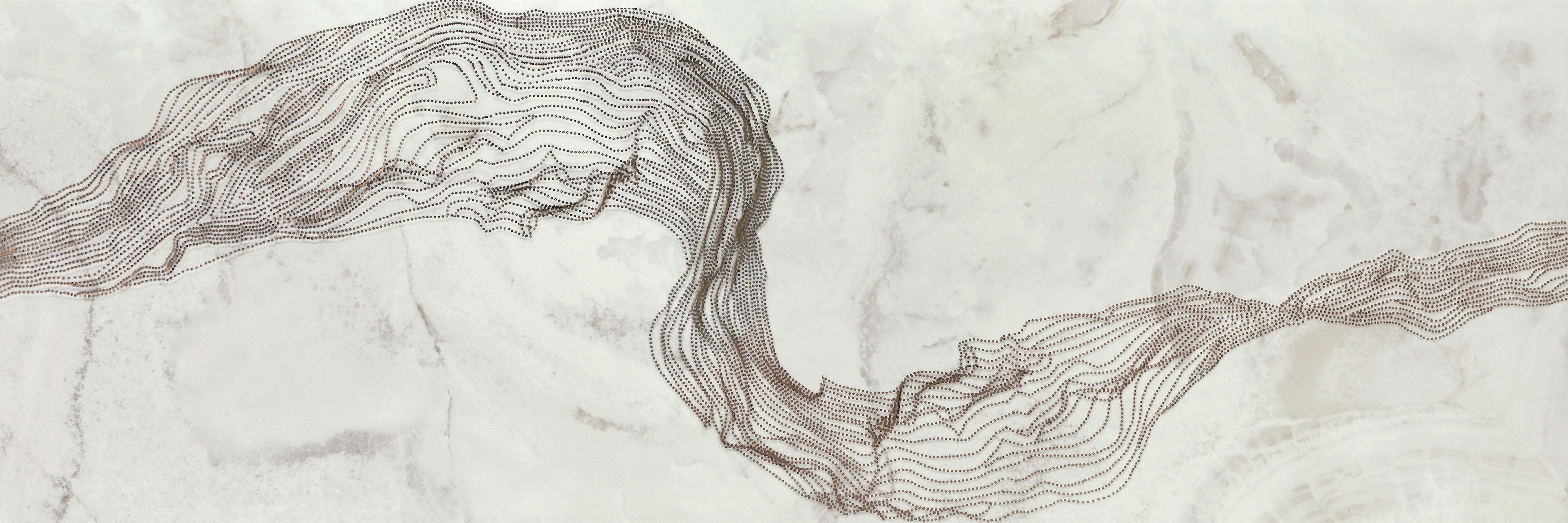 Cinque Genua Ice Tulle Dekor DIGI-REC 40X120cm