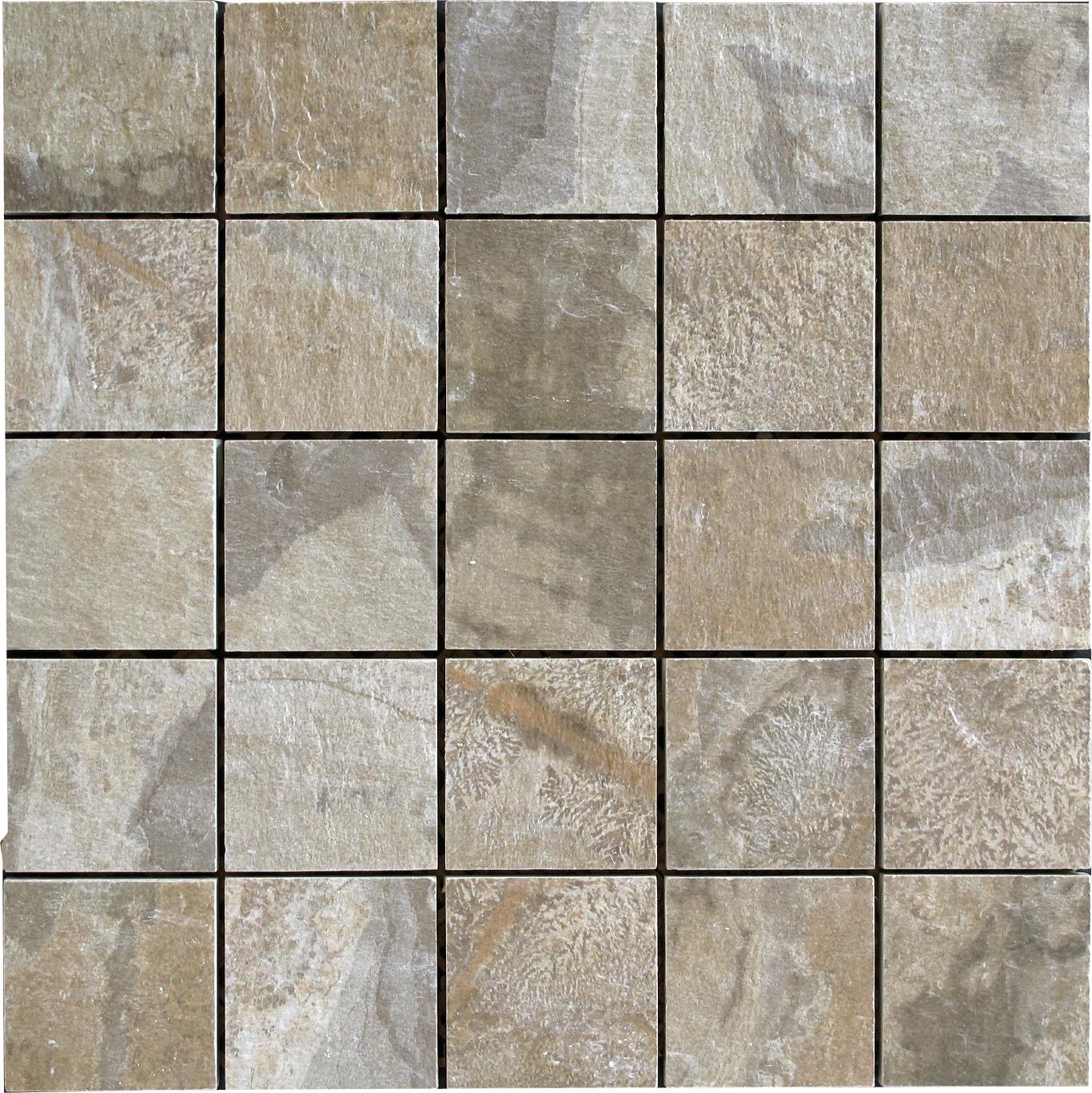 DEL CONCA Nat HNT5 g3nt05mo Mosaico 30x30 matt