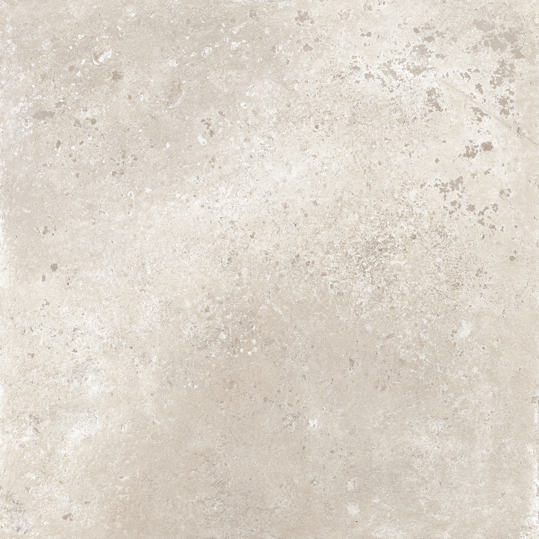 Cinque Liuigno s9vg10 Terrassenplatte Bianco  60x60 matt