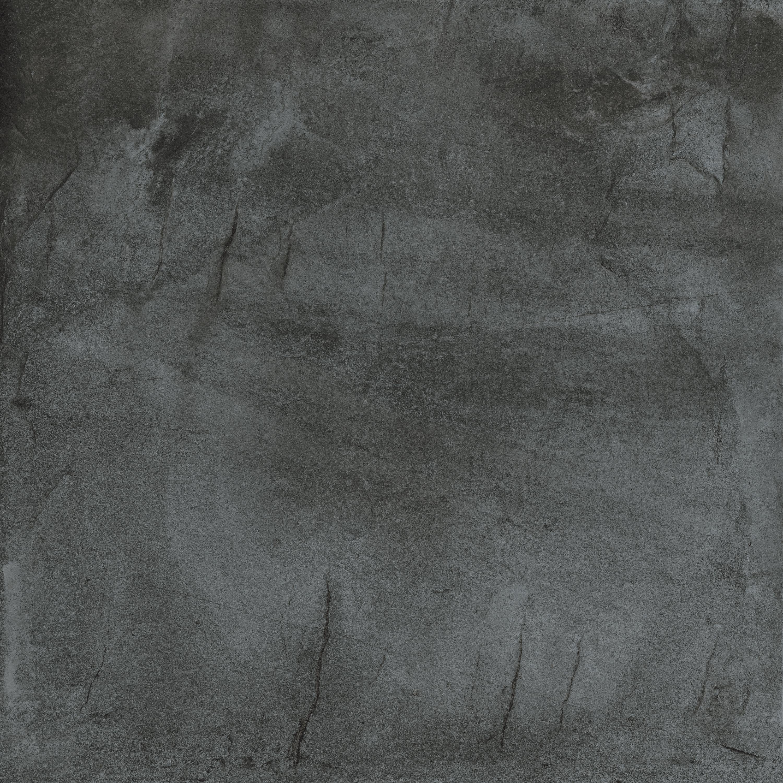 Cinque Ausoni Nero 80x80x2 sbcl08r Terrassenplatte Matt
